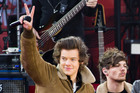 Harry Styles of One Direction. Photo / AP