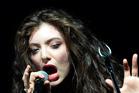 Lorde on stage in Berlin earlier this year (AP Photo/dpa, Britta Pedersen)