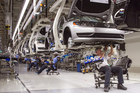 Volkswagen have announced they are to invest $250million into the Indian market, including local production. Photo / AP