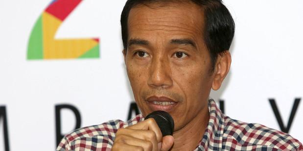 Joko Widodo. Photo / AP