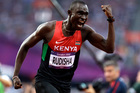 David Rudisha. Photo / AP