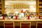 The Federal Delicatessen. Photo /  Natalie Slade