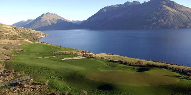 The $740k was used to buy a block of land at Jack's Pt in Queenstown (pictured). Photo / supplied