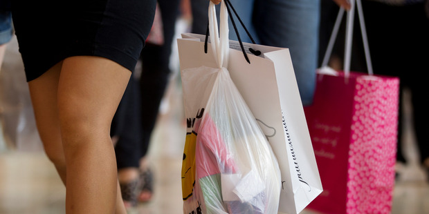 Hawke's Bay has had a rise in retail spending. Photo/File