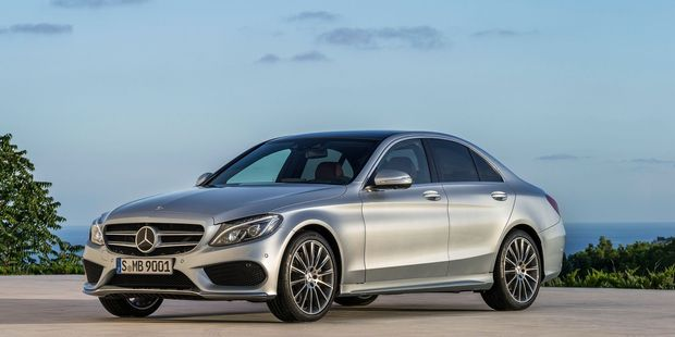 The new C-Class model is due to go on sale in New Zealand in late August.