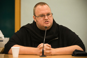 More than 20,000 hours have been clocked up by Crown lawyers working on cases related to Kim Dotcom. Photo / NZ Herald