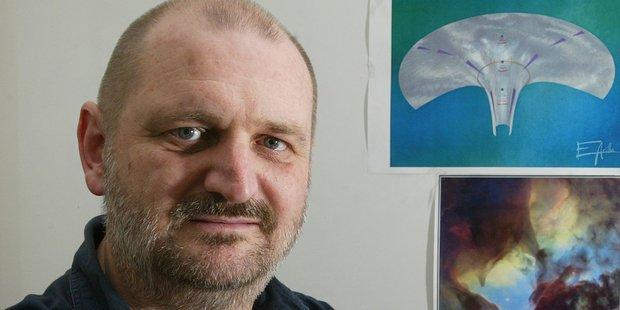 Professor Matt Visser