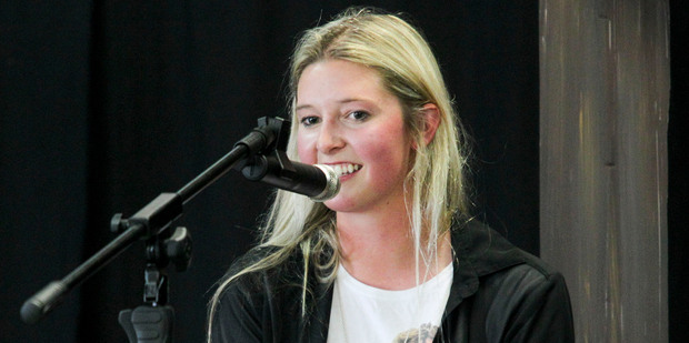 Jamie McDell had a ball working alongside a turtle conservancy group in Costa Rica. Photo / Hawkes Bay Today