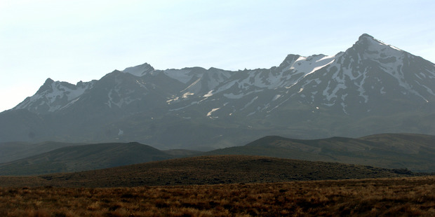 Mount Ruapehu. File photo / APN