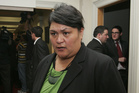 Labour Maori affairs spokeswoman Nanaia Mahuta. Photo / NZPA