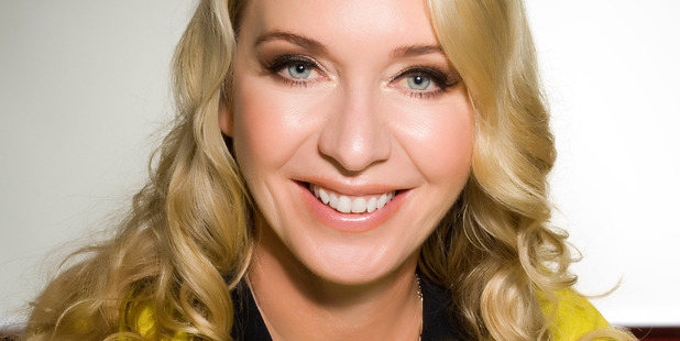 Stephanie Evans, founder of Oasis Beauty.