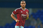 Winston Reid apologised to his teammates that 'the weather's a bit crap' at the opening press conference. Photo / Getty Images