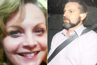 Allison Baden-Clay's body lay undiscovered for 10 days. Right, Gerard Baden-Clay at the time of his arrest.