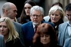 Rolf Harris was a remorseless predator who exploited his celebrity in order to abuse. Photo / AP