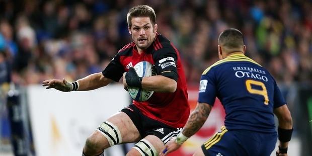 Richie McCaw is expected to be declared fit for next week's semifinal. Photo / Getty Images