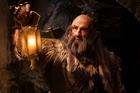 Graham McTavish as dwarf Dwalin.