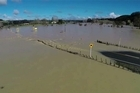 Watch drone vision of the Northland flooding, the locations are lilypond on the Waitangi river and State highway 11 north of Kawakawa.