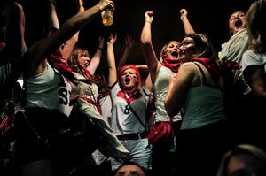 German fans celebrated around the world. Photo / AP