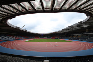 Hampden Park, venue for 2014 Commonwealth Games. Photo /Getty Images