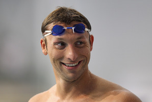 Ian Thorpe revealed he is gay during a Michael Parkinson interview. Photo / Getty Images