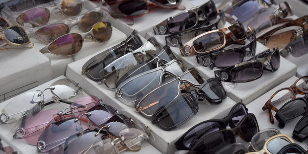 A restraint of trade placed on a business selling budget sunglasses has been shortened by the High Court in Auckland. Photo / Wikimedia Commons, Joel Zimmer.
