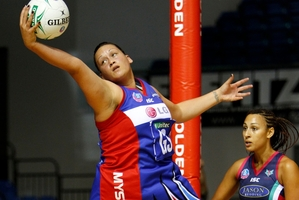 Catherine Latu has put in an intense off-season training session with the Commonwealth Games in mind.