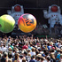 Crowds dance to Primus at the Big Day Out. Photo / Natalie Slade