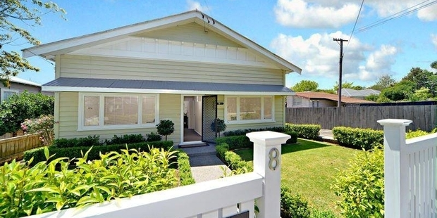 The home in St Leonards Rd, Mt Eden, sold for $1.395m in December.