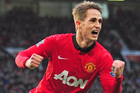 The quick feet and ambitious passing game of Adnan Januzaj have turned heads this season. Photo / Getty Images