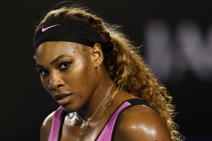 Serena Williams keeps looking to improve. Photo / Getty Images