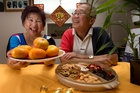 Janet and Charles Chan keep alive the tradition of celebrating Chinese New Year. This year they will be among those welcoming the Year of the Horse. Photo / Brett Phibbs