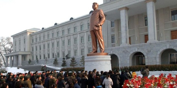Feel like a visit to North Korea? Photo / AFP