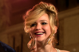 Jennifer Lawrence in a scene from 'American Hustle'. Photo / AP