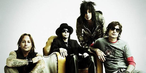 Motley Crue are retiring with one last tour.