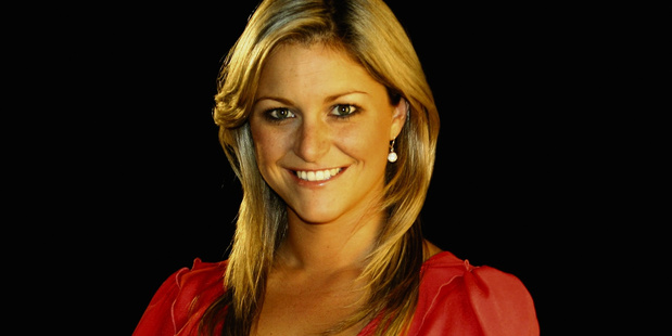 Toni Street is one of the new faces on controversial TV One current affairs show Seven Sharp.