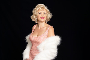 Marilyn Monroe, aka Pauline Berry.