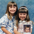 Alice, Maria and Cherie (inset) Perkin were killed by their mother Rosemary in 2000.