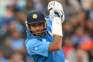 Rohit Sharma: Electric form includes 209 runs off 158 balls. Photo / Getty