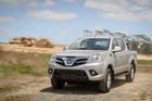 The Foton Tunland is a good looker that gets the job done. Pictures / Ted Baghurst