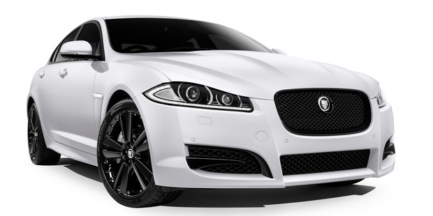 Jaguar New Zealand have revealed the new XF Black edition in sedan and sportbrake versions.