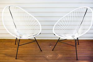 Acapulco chairs. Photo / Babiche Martens