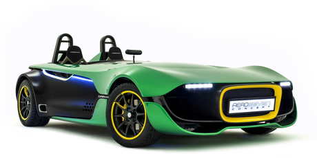 Caterham will restyle the Aero seven due to customers disliking the styling