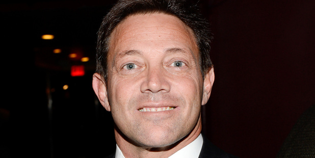 Jordan Belfort attends the premiere party for The Wolf of Wall Street. Photo / AP