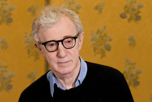Director and actor Woody Allen. Photo / AP