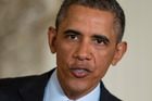 US President Barack Obama also said he would veto plans to pile on yet more sanctions. Photo / AP