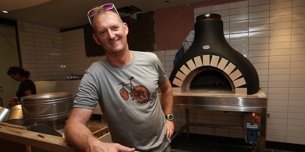 Mark McIntyre, who owns two eateries in Mount Maunganui, says he has noticed a downturn on Friday nights. Photo/File
