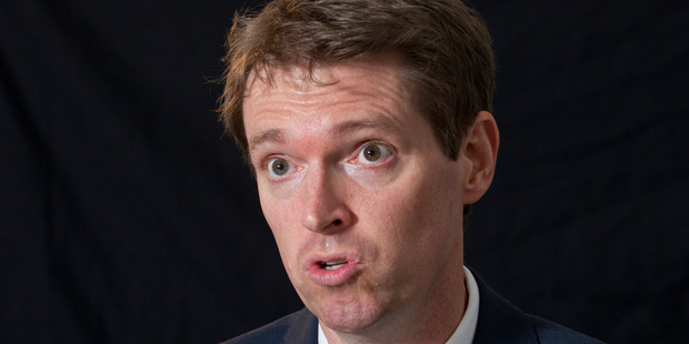 Conservative Party leader Colin Craig. Photo / Mark Mitchell