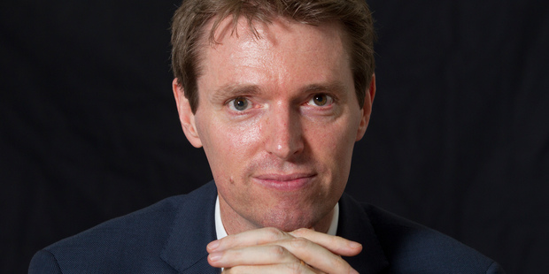 Conservative Party leader Colin Craig does not believe in climate change. Photo / APN