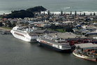 The Port of Tauranga. Photo / Alan Gibson