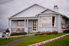 The house on Kiwi Street in Dunedin where brother and sister Bradley and Ellen Livingstone aged 9 and 6 were killed by their father Edward Livingstone. Photo / NZ Herald
